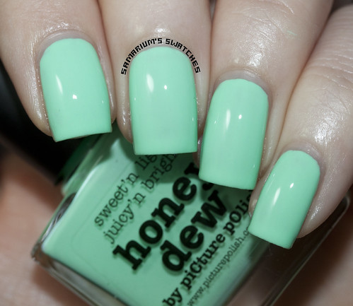 piCture pOlish Honey Dew