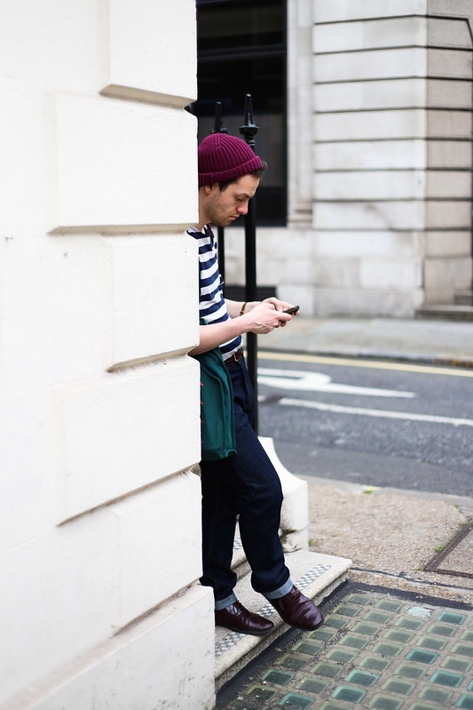 Street Style - Jonathan Daniel Pryce, London Collections: Men