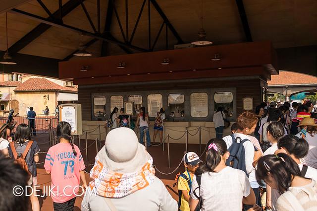 Tokyo DisneySea - Entrance Plaza