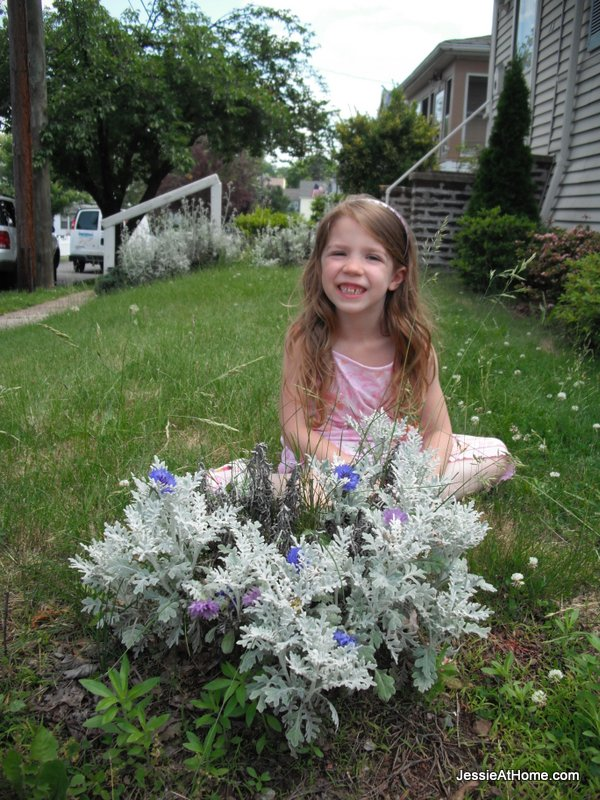Kyla-and-the-decorated-bush