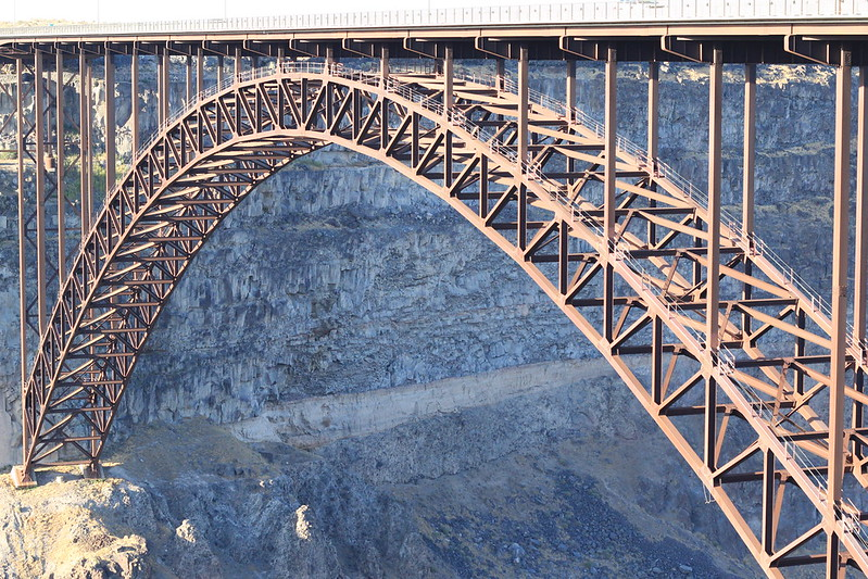 perrine bridge by replicate then deviate