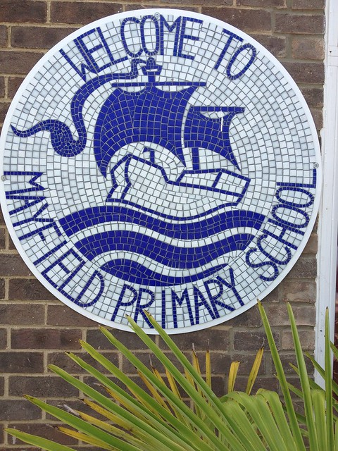 arbury mosaic mayfield primary school