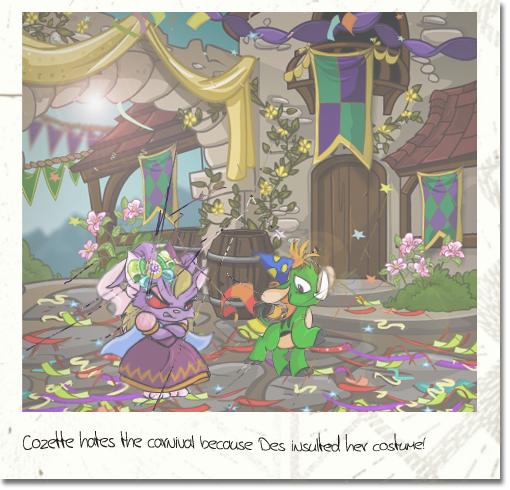 cozette carnival