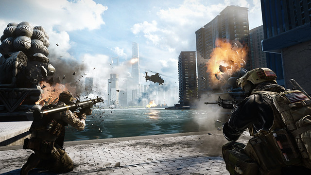 Battlefield 4 - Screen 01