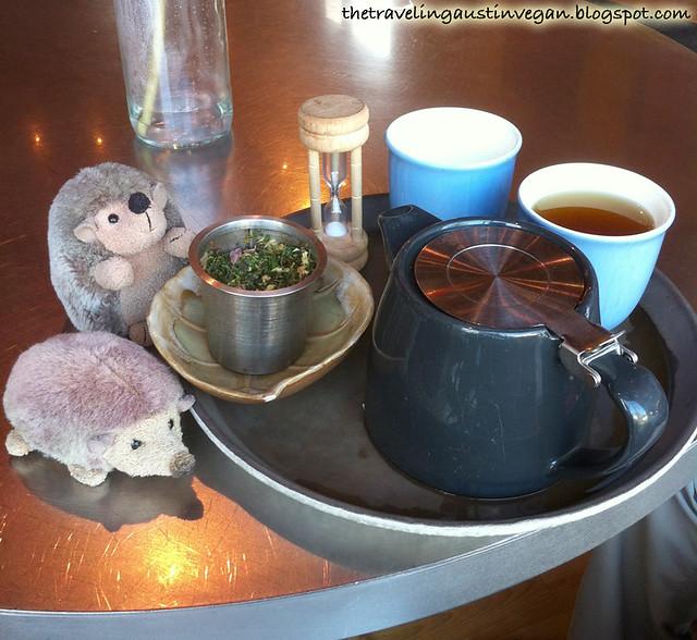 Tea from Té Café - Pittsburgh, PA