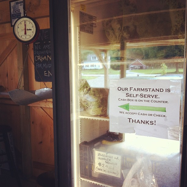 Trusting souls. #maine #eatmaine #organic #farm #buylocal