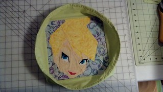Tinkerbell Tray