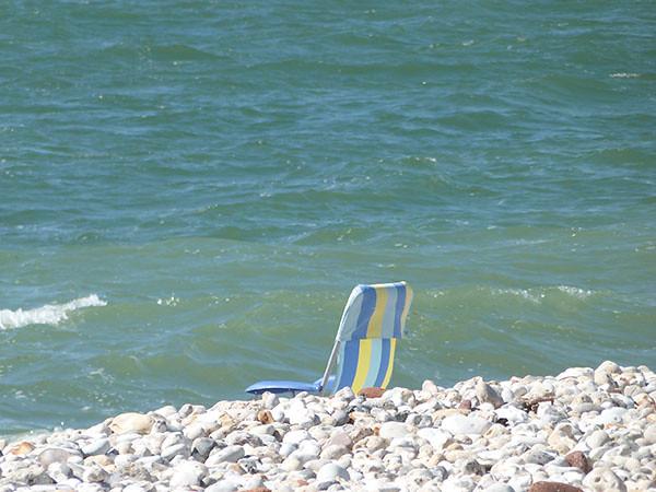 au bord d ela mer