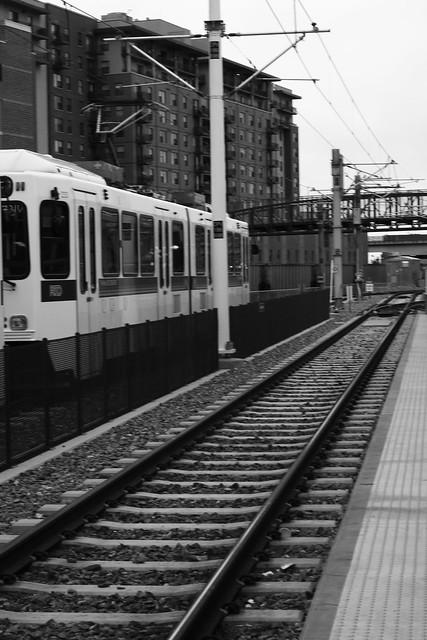 Union Station Light Rail