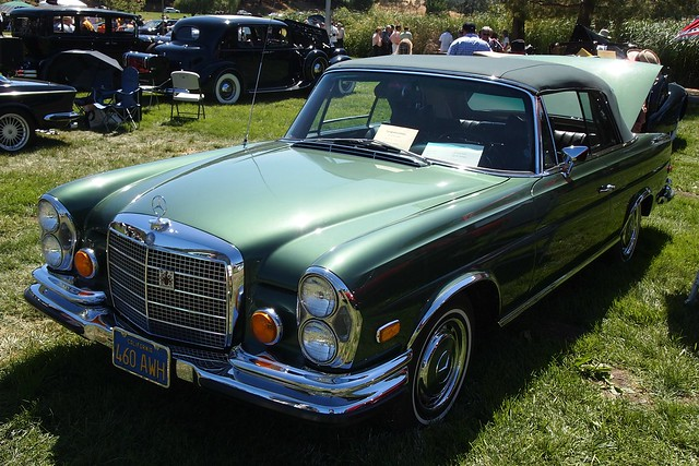 1970 mercedes benz 280 sl roadster 39 460 awh 39 3 flickr