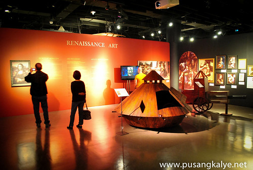 Da VINCI_at_Mind Museum Taguig