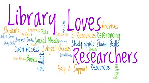 Library Loves Researchers