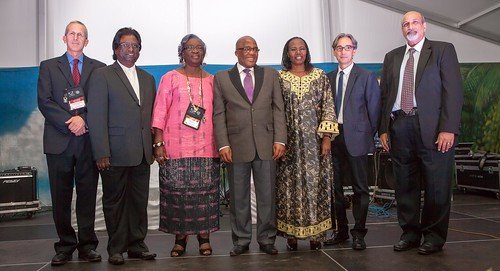 6th MIM Pan-african Conference Opening