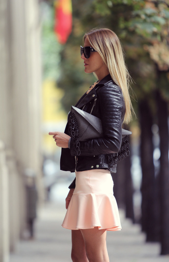 style lover pink skirt I