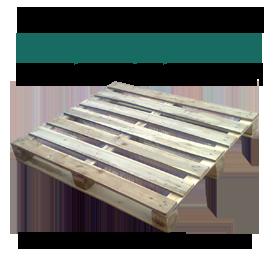 Pallet gỗ keo cao 15 cm