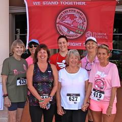Pink Army Run 2013