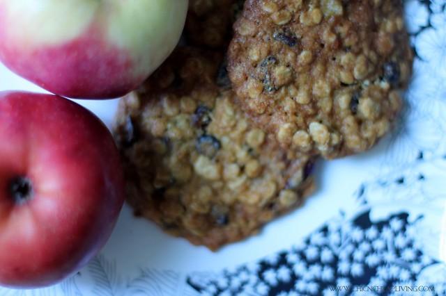 Applesauce cookies macro - saved by Chic n Cheap Living