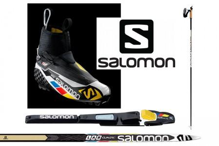 Salomon S-Lab Classic - Závazek kvítězství