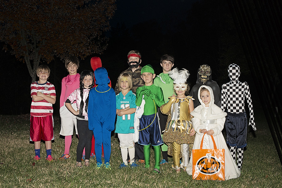 group trick or treat web