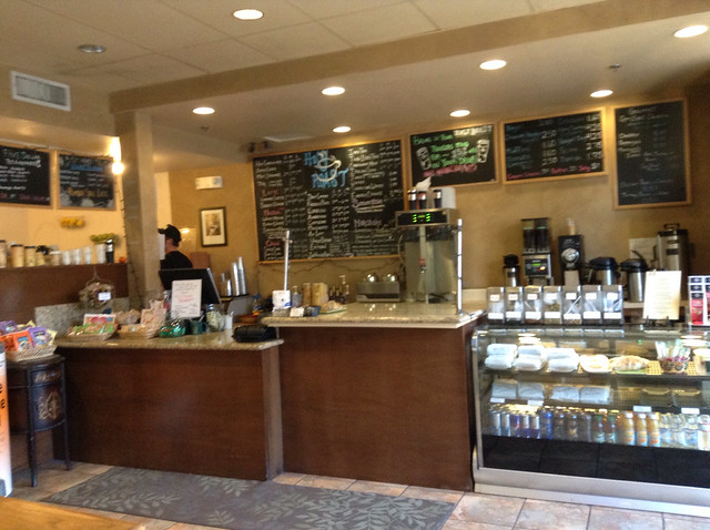 Coffeeneuring Holy Roast, Santa Rosa CA