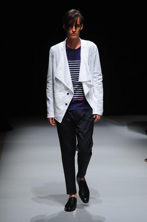 Dzhovani Gospodinov3078_SS14 Tokyo ato(Fashion Press)