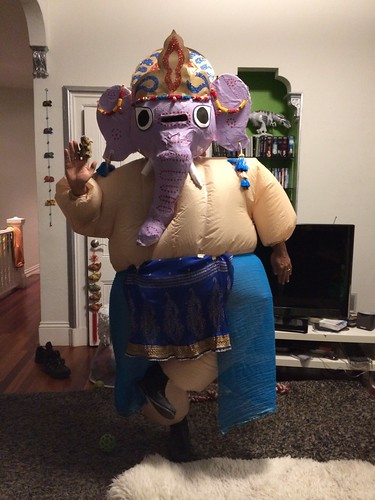 Ganesh 2.0 updated on Halloween 2013