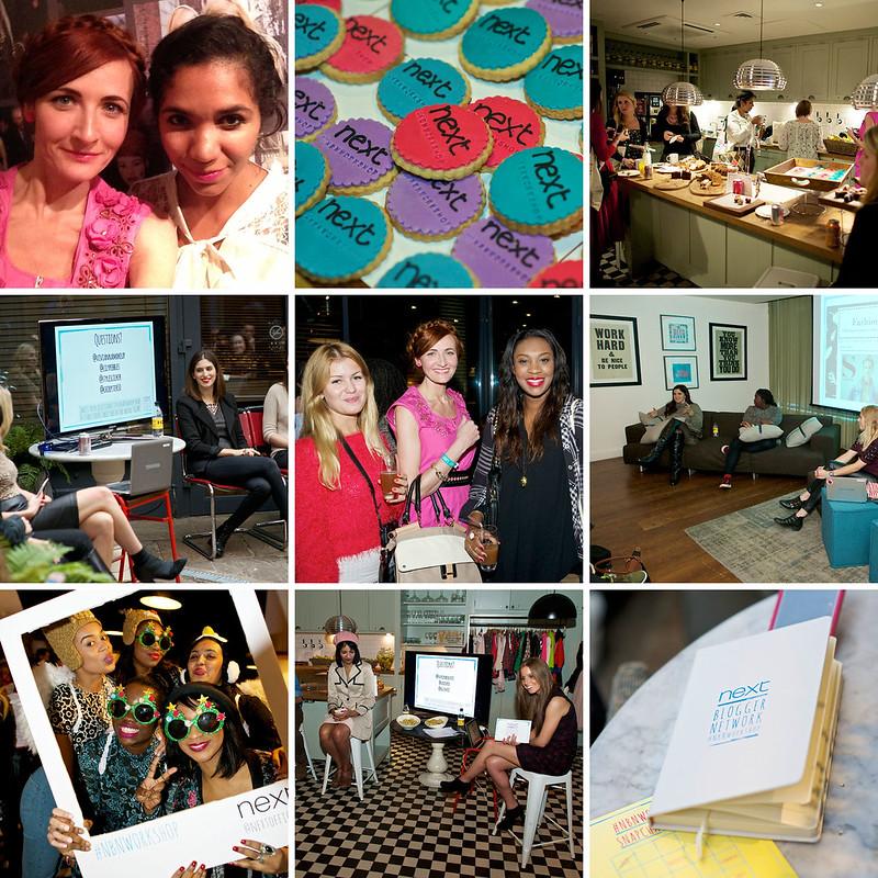Next Blogger Network bloggers