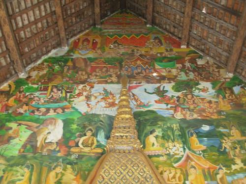 Luang Prabang-Wat Xieng Mouane (60)