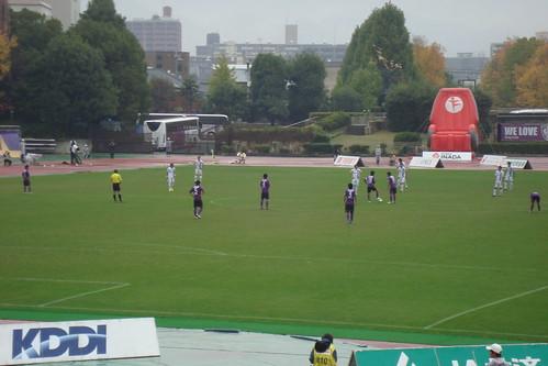 2013/11 J2第40節 京都vsG大阪 #02