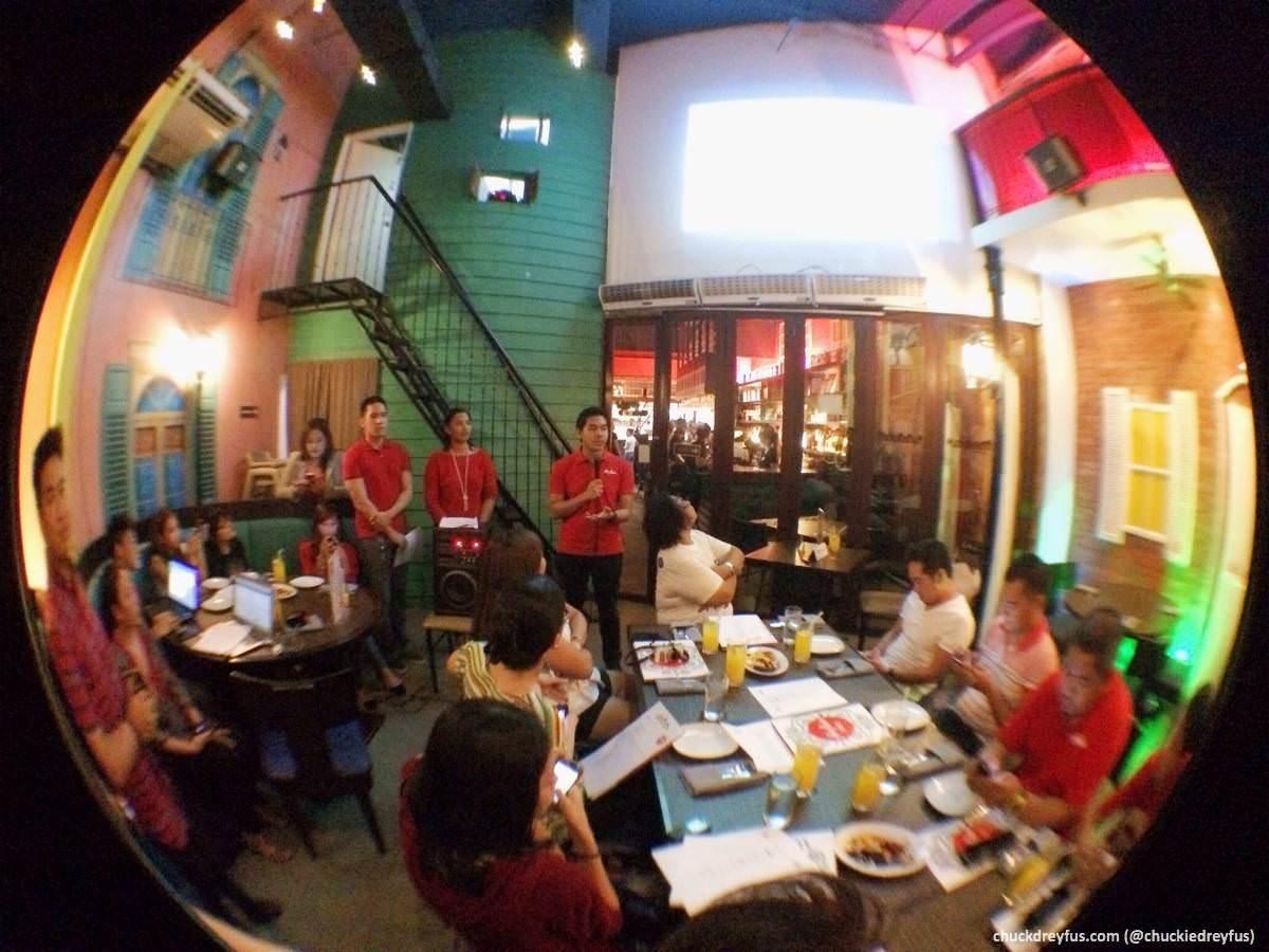 Jonathan Yabut of AirAsia gives us the awesome news!