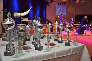 Brassbandfestivalen 2013 Prisutdelning på gång... (Foto: Olof Forsberg)
