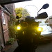 Small photo of Amber light covers fitted