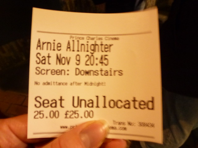 Arnie Allnight Nov 2013