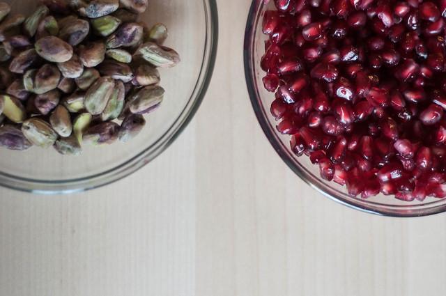 pommie and pistachio
