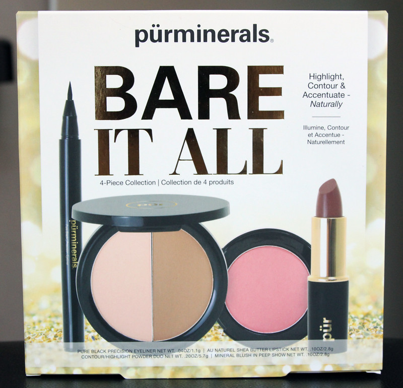 pürminerals bare it all kit
