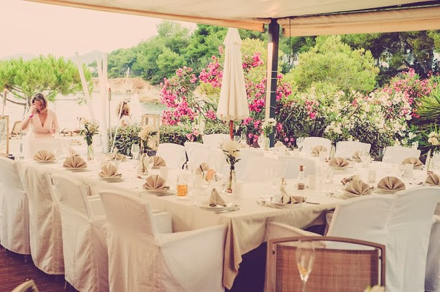 Pura Vida, Ibiza beach wedding venue