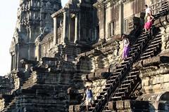Upper gallery, Angkor Wat