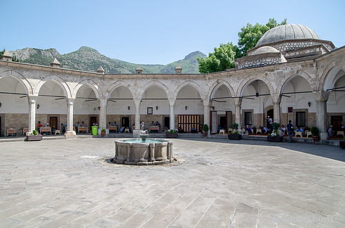 Madraza octogonal en Amasya