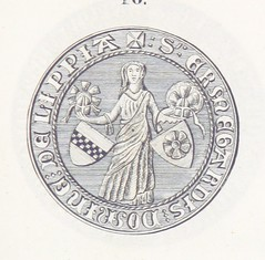 """British Library digitised image from page 925 of """"Lippische Regesten, aus gedruckten und ungedruckten Quellen bearbeitet von O. Preuss und A. F"""""""