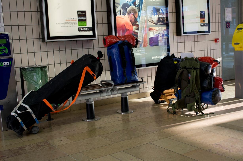 Gare de Chambery