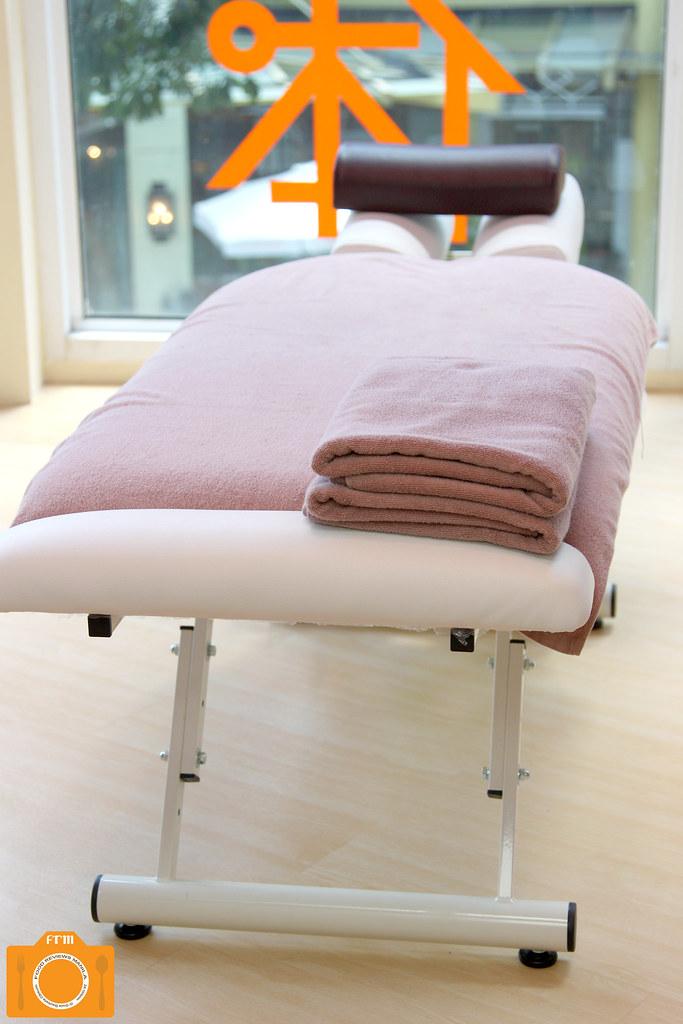 Karada therapy bed