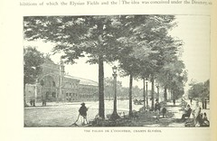 """British Library digitised image from page 264 of """"Old and New Paris. Its history, its people, and its places ... With numerous illustrations"""""""
