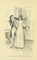 """British Library digitised image from page 10 of """"Mansfield Park"""""""