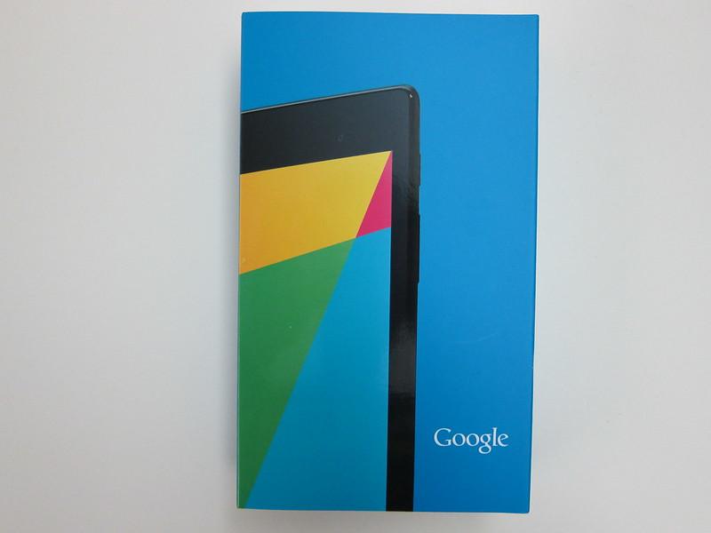 Nexus 7 (2013) - Box Front
