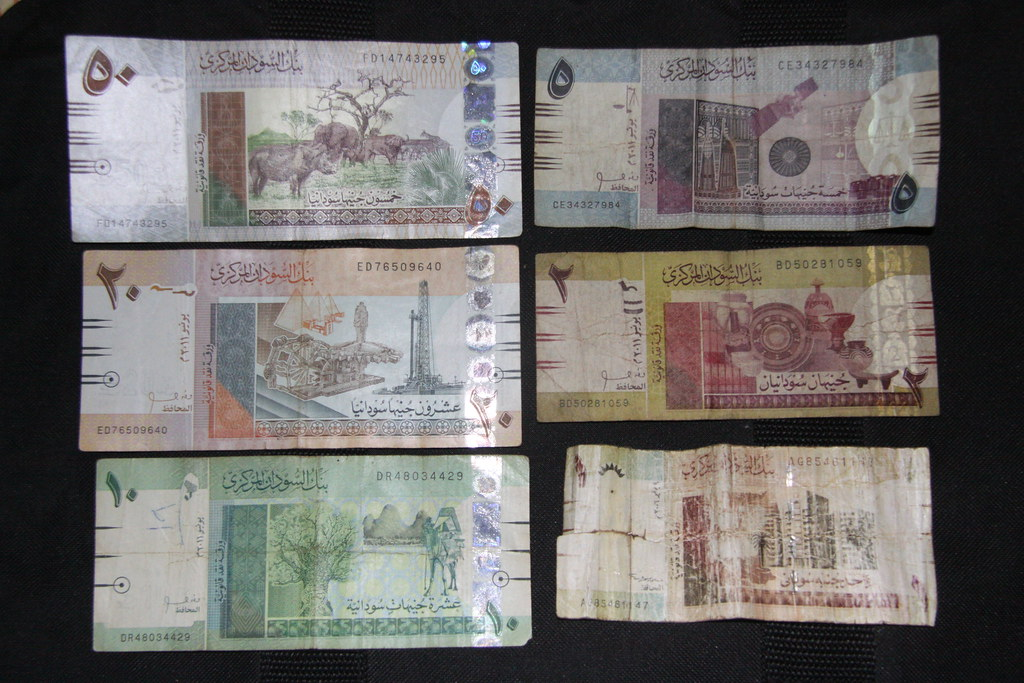 Sudanese Money