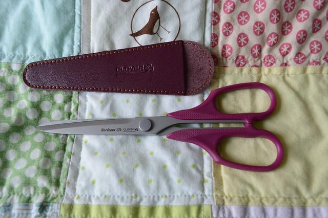 Clover Scissors