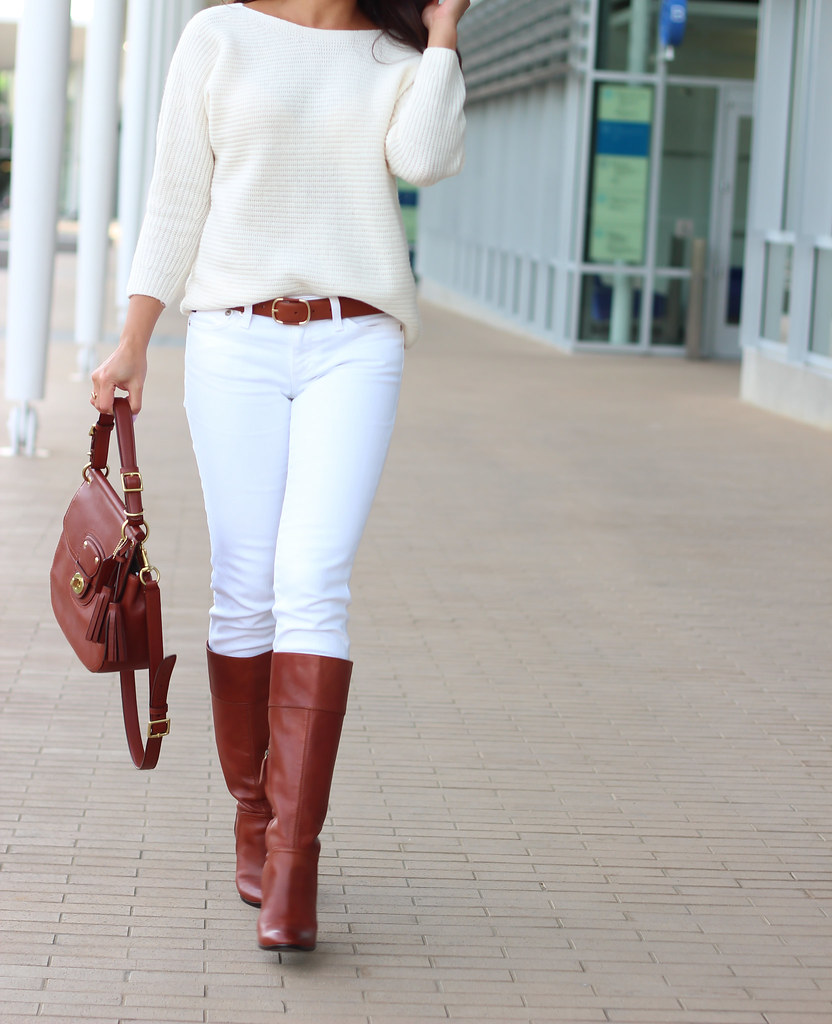 Winter Whites and Cognac 5
