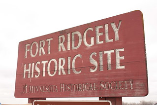 Fort Ridgely historic site