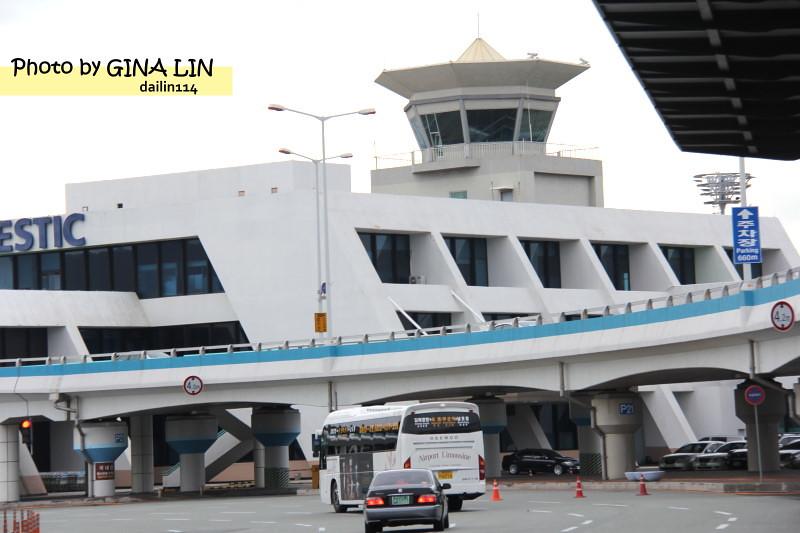 【金海國際機場】釜山入境指南|巴士、公車、機場快線、市區及對外交通介紹、慶州交通 @GINA旅行生活開箱