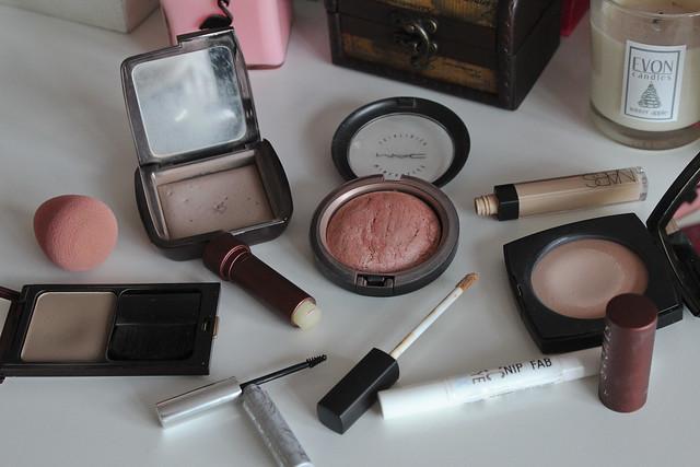 makeup favs 2013